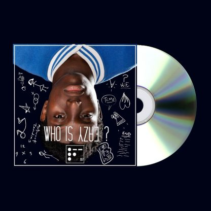 Eazy Bob Wizzy's Who Is Eazy? Album - Physical CD