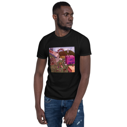 Eazy Bob Wizzy - Where Is Eazy? Black T-Shirt